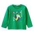 Benetton majica DR 3I9WC14QQ F zelena 98