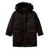 Benetton jakna plašč 2AD053JP0 D črna XS
