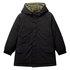 Benetton jakna plašč 2AO253JS0 F črna S