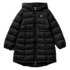 Benetton jakna plašč 2WU053IR0 D črna EL