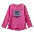 Benetton majica DR 3096C14Q7 D pink EL