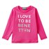 Benetton majica DR 3I9WC14QX D pink 82