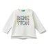 Benetton majica DR 3J70C14QY D bela 82