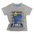 Lucky Kiddo majica KR 013318 LK-KBT 1_21 F siva 92