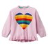Benetton pulover DR 1041Q1935 D roza 82