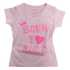 Lucky Kiddo majica KR 013399 LK- KGT 1_21 D roza 92